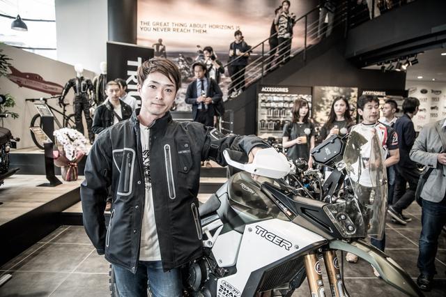 画像: トライアンフのADVバイクがアツイ、SPLバイクトラモンタナが日本に上陸