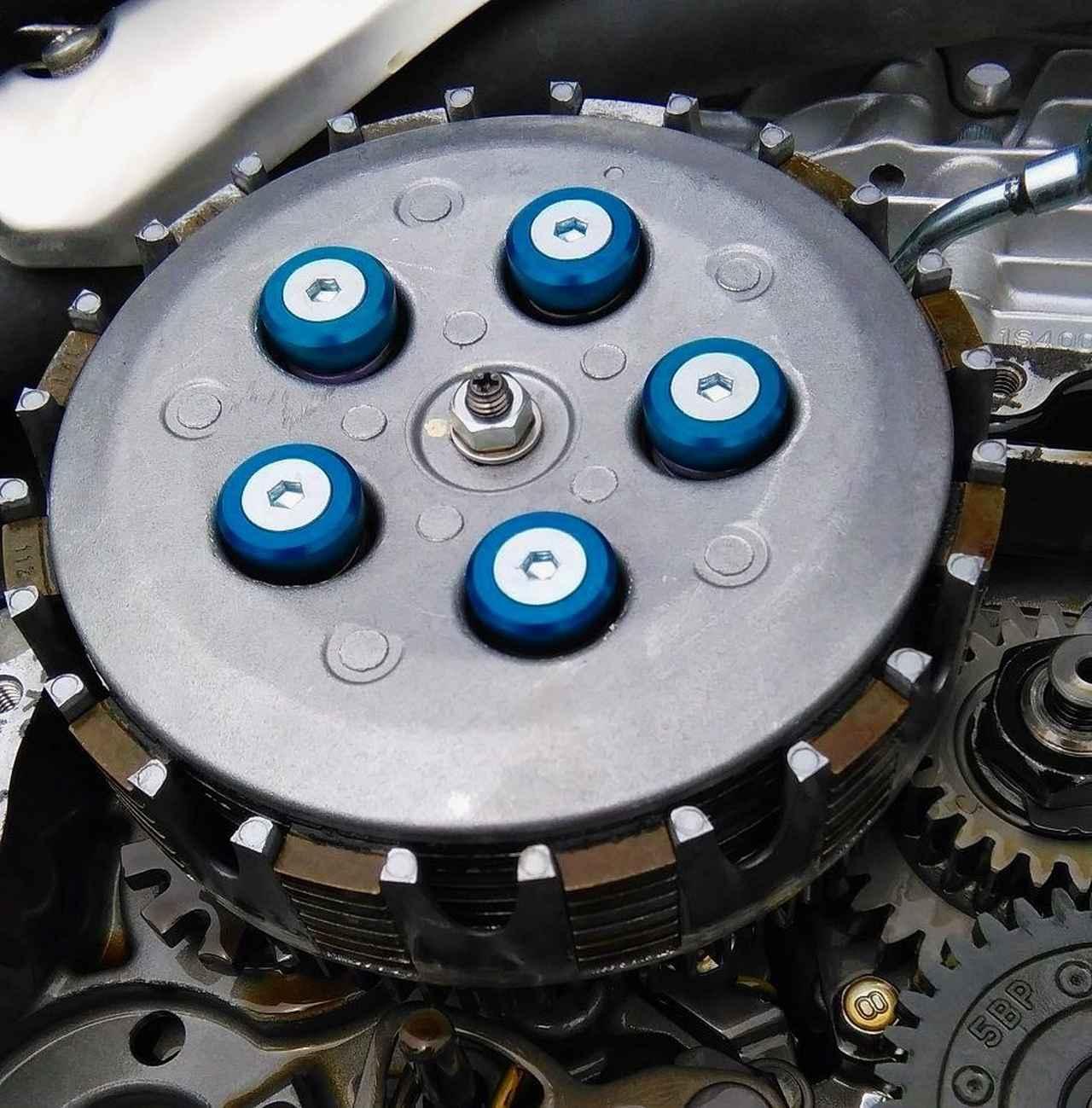 画像: YAMAHA  SEROW250  WR250R(X.F)  YZ250F(FX) YZ125  SY250F  用クラッチリテーナー