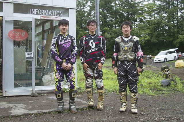 画像1: 栄光を取り戻せ、新入部員5人獲得!