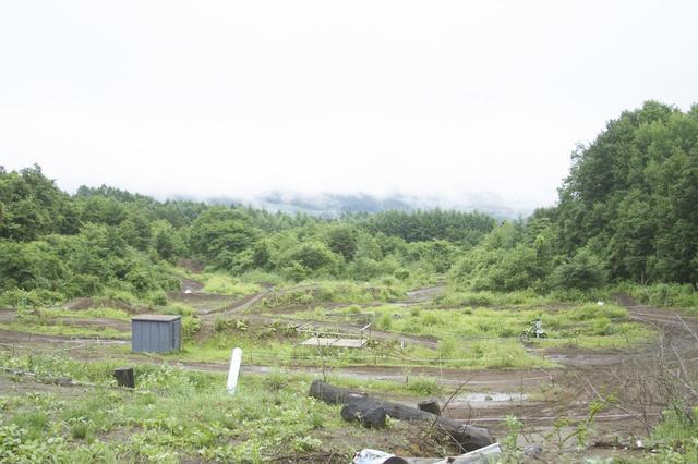 画像3: マディの軽井沢、ドロドロだけど、これぞエンデューロ