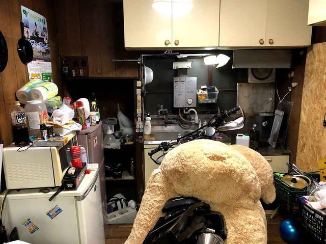 画像: 台所周辺