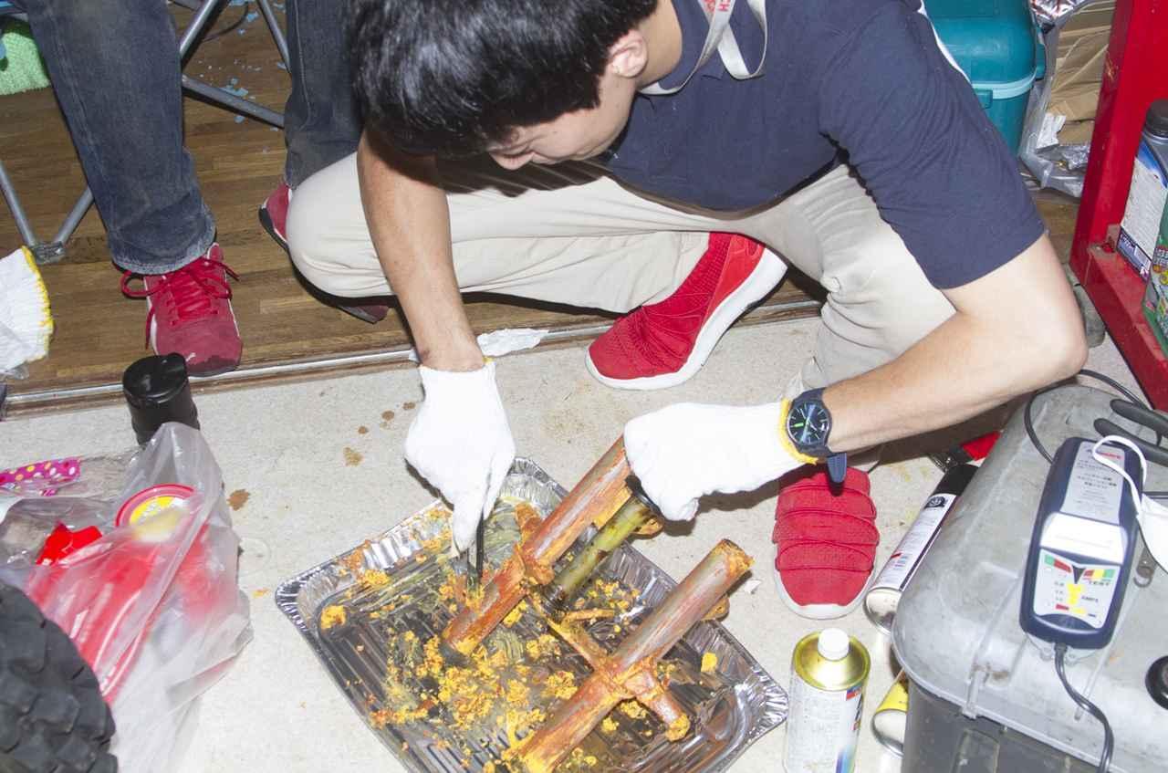 画像2: 作業台や設備も充実