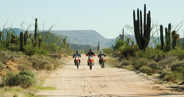 画像: 現地発着プラン 風魔プラス1ツーリング メキシコ バハ・カリフォルニア・オフロード 6日間 | 海外ツーリングの道祖神