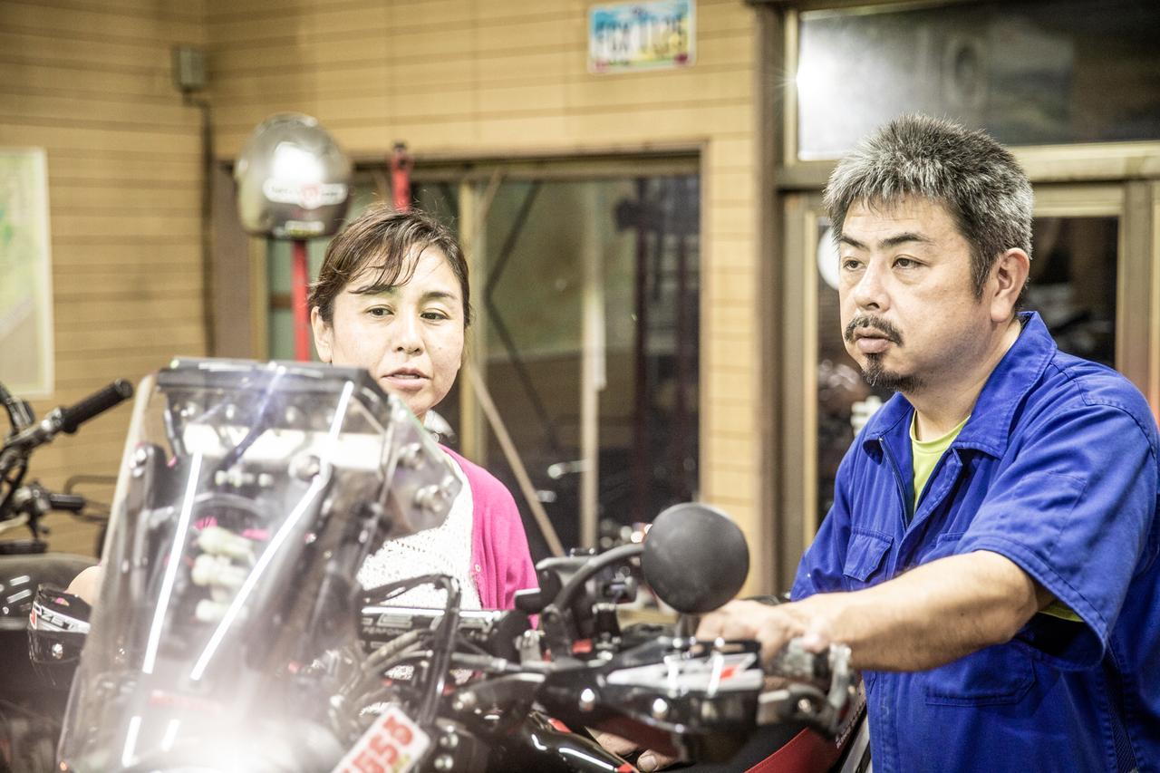 画像: 弾丸ママ、アジアのラリーへ行く vol.5 うなぎ工房でラリーマシンをビルドすること