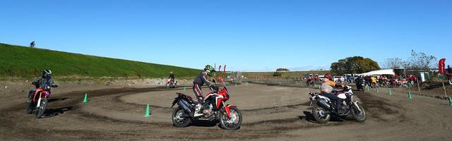 画像: 免許を取ったら、Honda オフロード・ミーティングに行こう - Off1.jp(オフワン・ドット・ジェイピー)