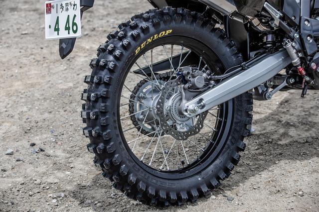 画像: 弾丸ママ、アジアのラリーへ行く vol.6 [PR]タイヤをダンロップAT81に決めたワケ