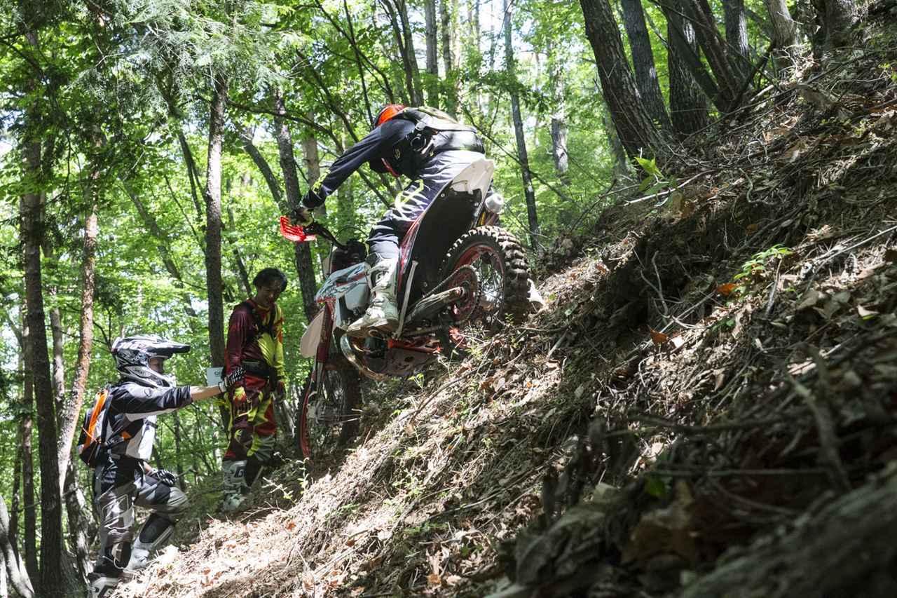 画像2: レースではない、新しい形の山遊び