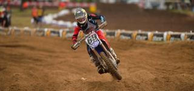 画像: Loretta Lynn Amateur Motocross Championship - Day 1 - RacerTV