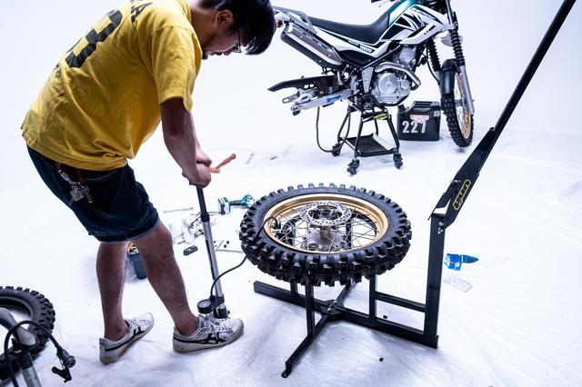 画像3: タイヤはVE33sゲコタではっきりいってズルをする