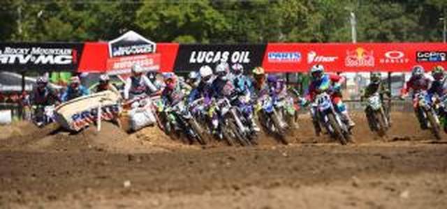 画像: Loretta Lynn Amateur Motocross Championship - Day 2 - RacerTV