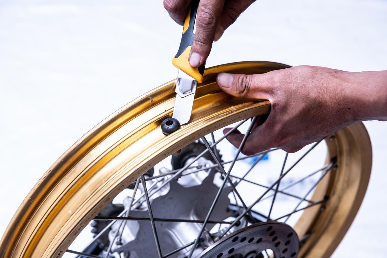 画像2: タイヤはVE33sゲコタではっきりいってズルをする