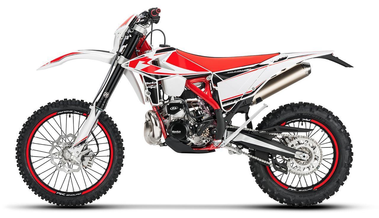 画像: トップカテゴリーの300ccは排気バルブもアップデート RR2T250/300