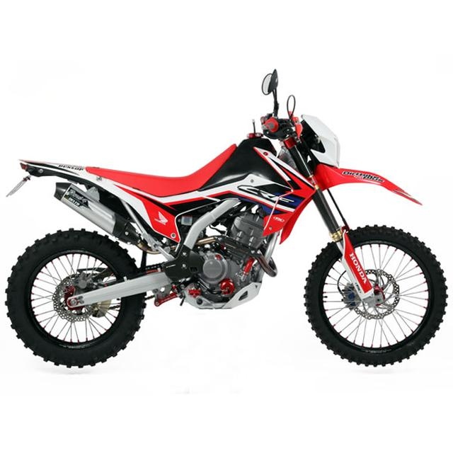 画像: FACTORY EFFEX TRAIL MODEL GRAPHIC DECAL