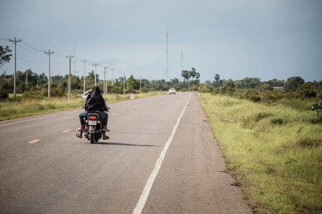 画像1: カンボジア、拡がる大自然