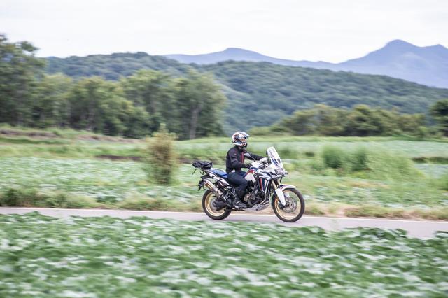 画像6: コマ図は、アドベンチャーバイクが持つ大事な「楽しみ」の一つ