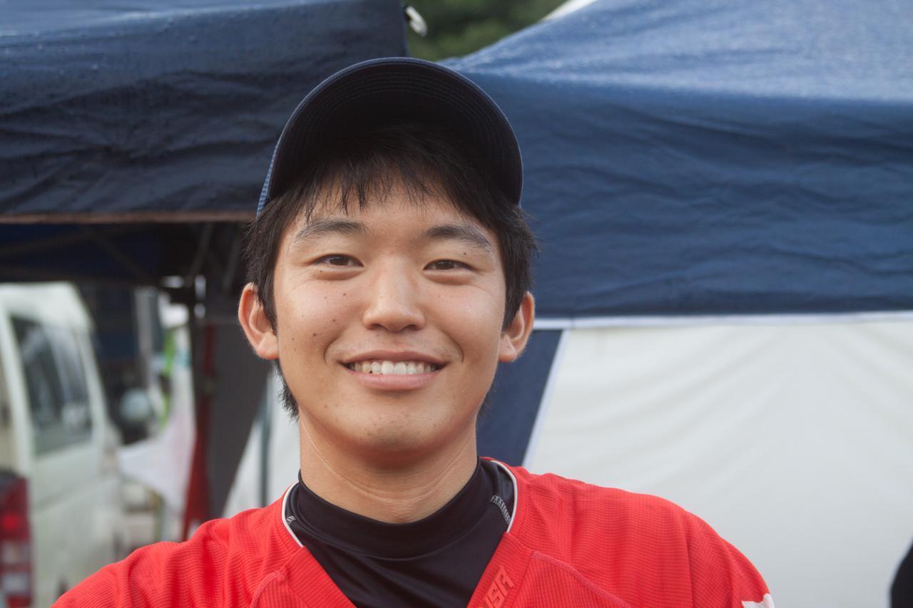 画像1: 「チームをまとめたリーダー役の長男」 渡邉誉(23歳)