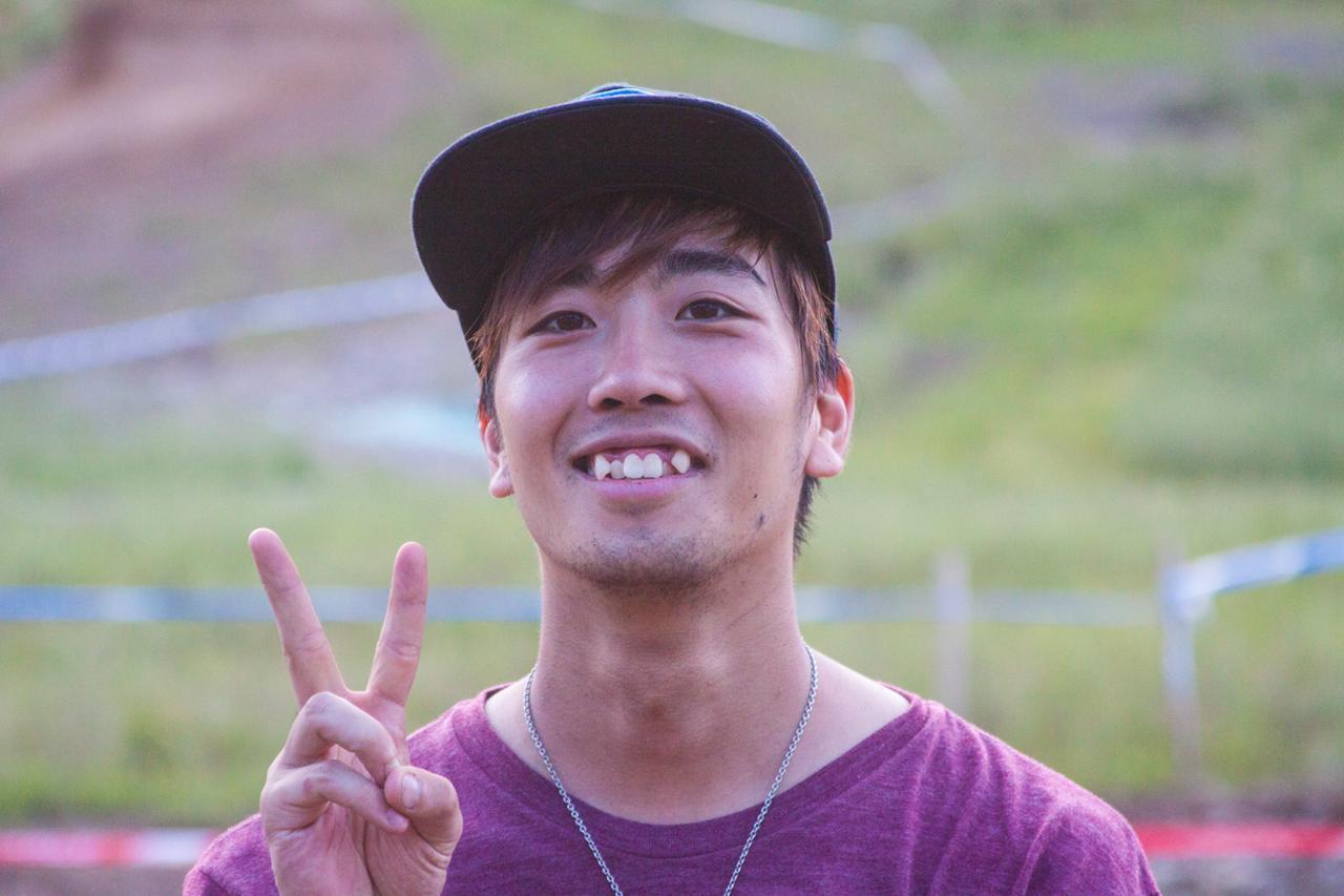 画像1: 「クロスカントリーの経験ナンバー1の次男坊」 宇津野泰地(21歳)