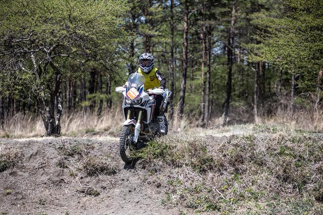 画像6: バイクが巧い=エライ!