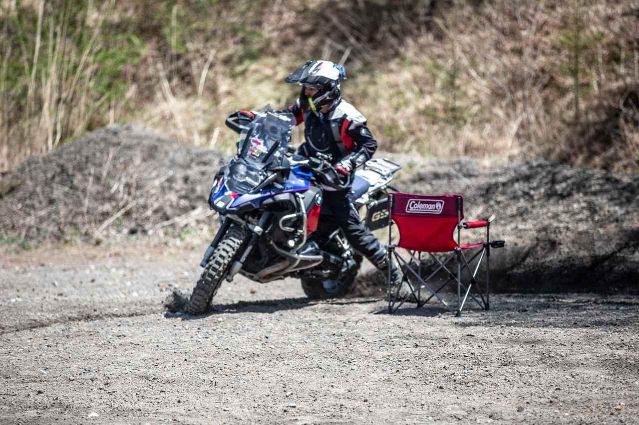 画像4: バイクが巧い=エライ!