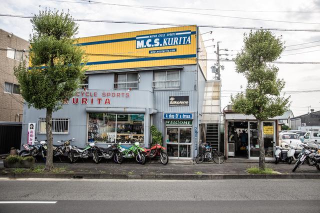 画像: 全国に拡張するバイク屋の、ハシリかもしれない