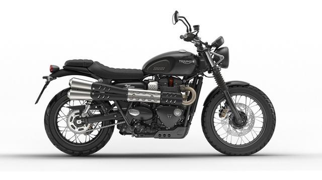 画像2: トライアンフが放つ、1200ccの新しいオートバイとは