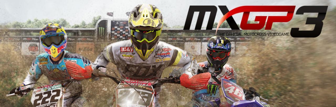 画像: ゲームソフト | MXGP3 - The Official Motocross Videogame | プレイステーション