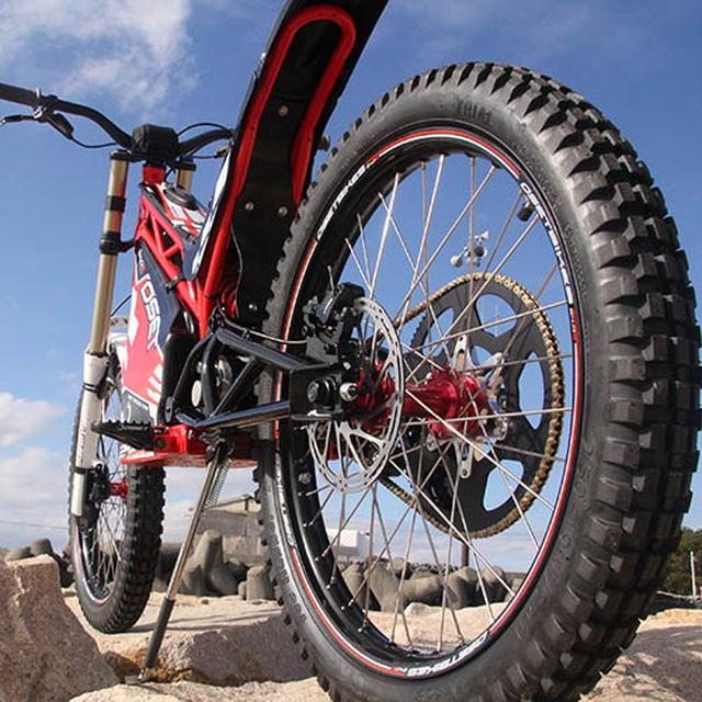 画像: OSET - キッズ用電動トライアルバイク -