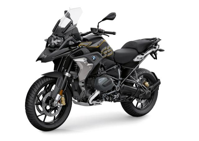 画像: BMW/R 1250 GS Exclusive Black strom metallic/Night black matt