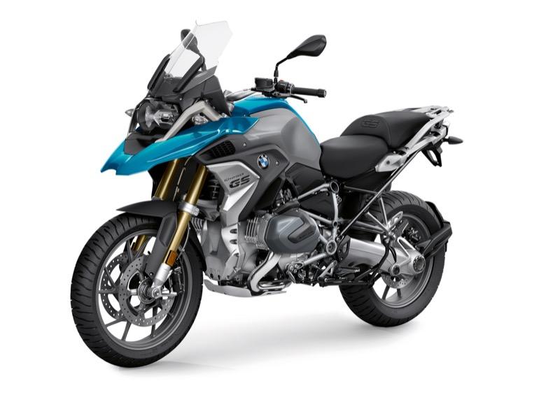 画像: BMW/R 1250 GS Cosmicblue metallic