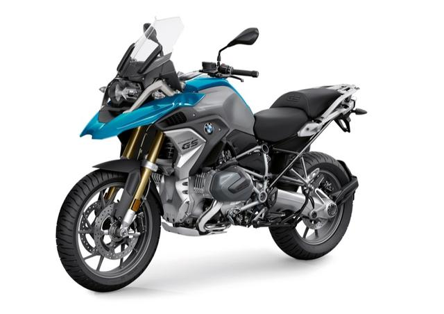 画像: BMW/R 1250 GS Cosmicblue metallic