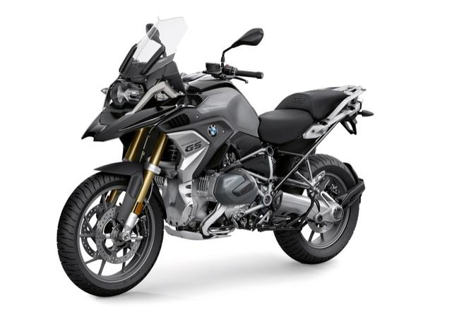 画像: BMW/R 1250 GS Black storm metallic