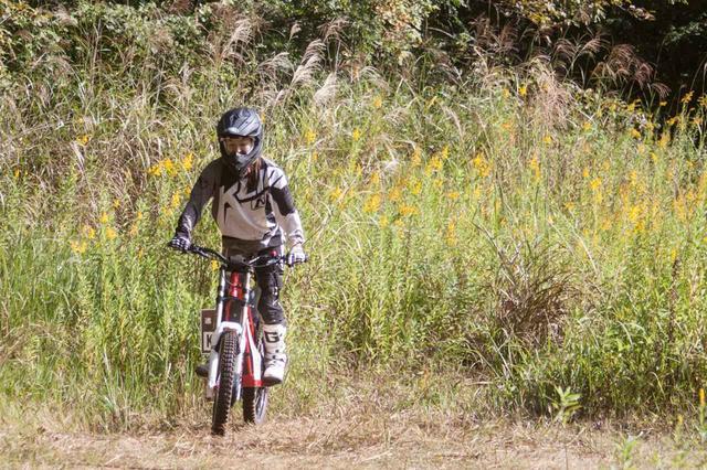 画像2: コースの走りごたえもあり、経験者でも楽しめる