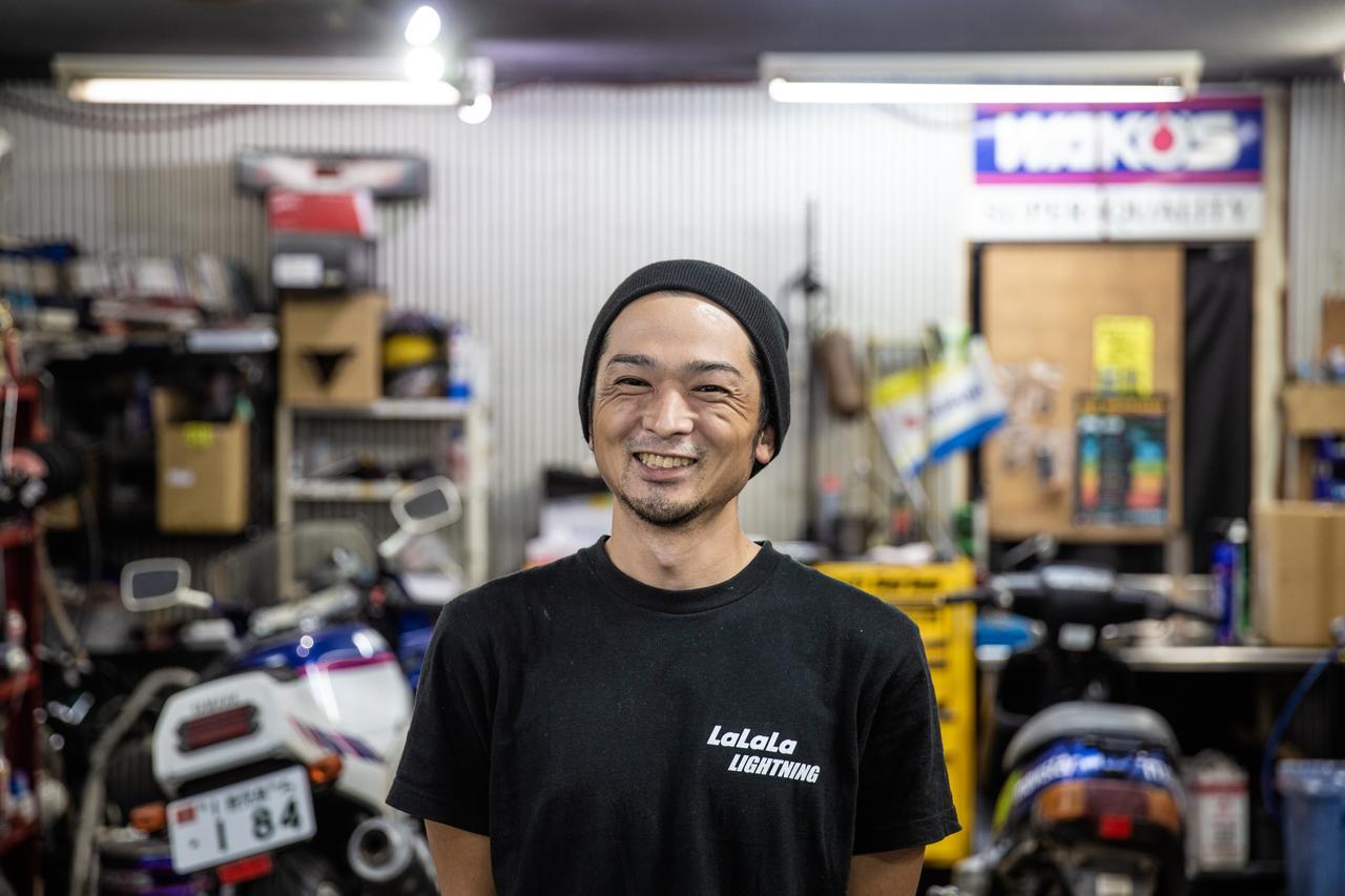 画像1: いいおみせ「鹿児島で、20代に慕われるオフロードバイクショップLIGHTNING」