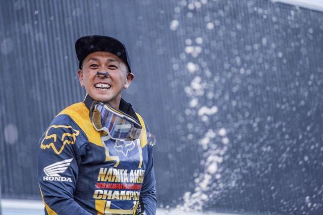 画像: 成田V12、そしてHondaが4クラス制覇 全日本モトクロス選手権 最終戦 MFJGP