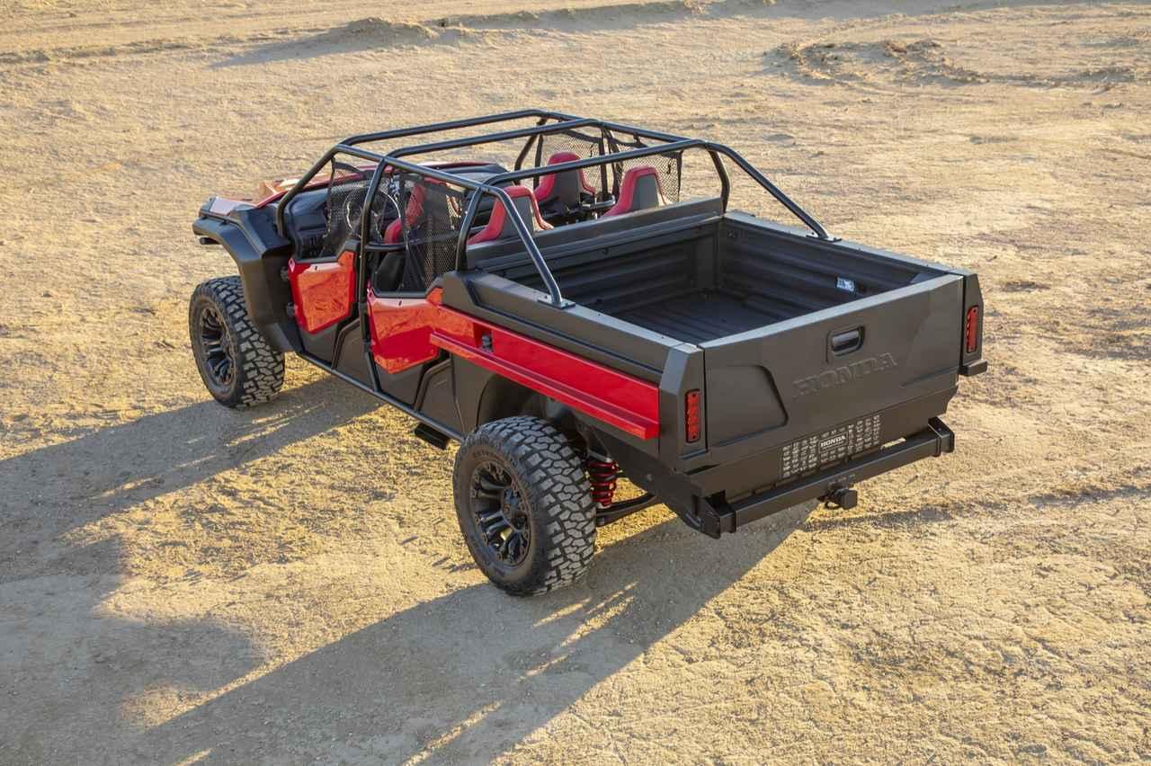 画像2: Honda Rugged Open Air Vehicle Concept