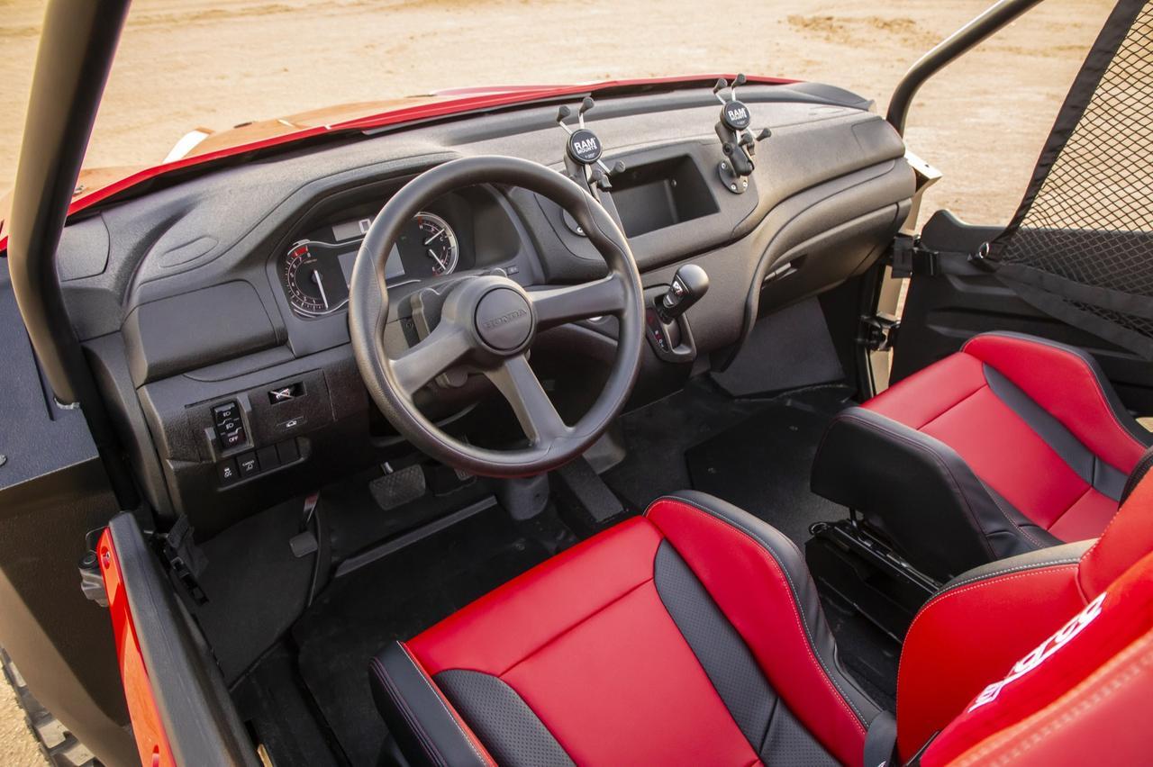 画像4: Honda Rugged Open Air Vehicle Concept