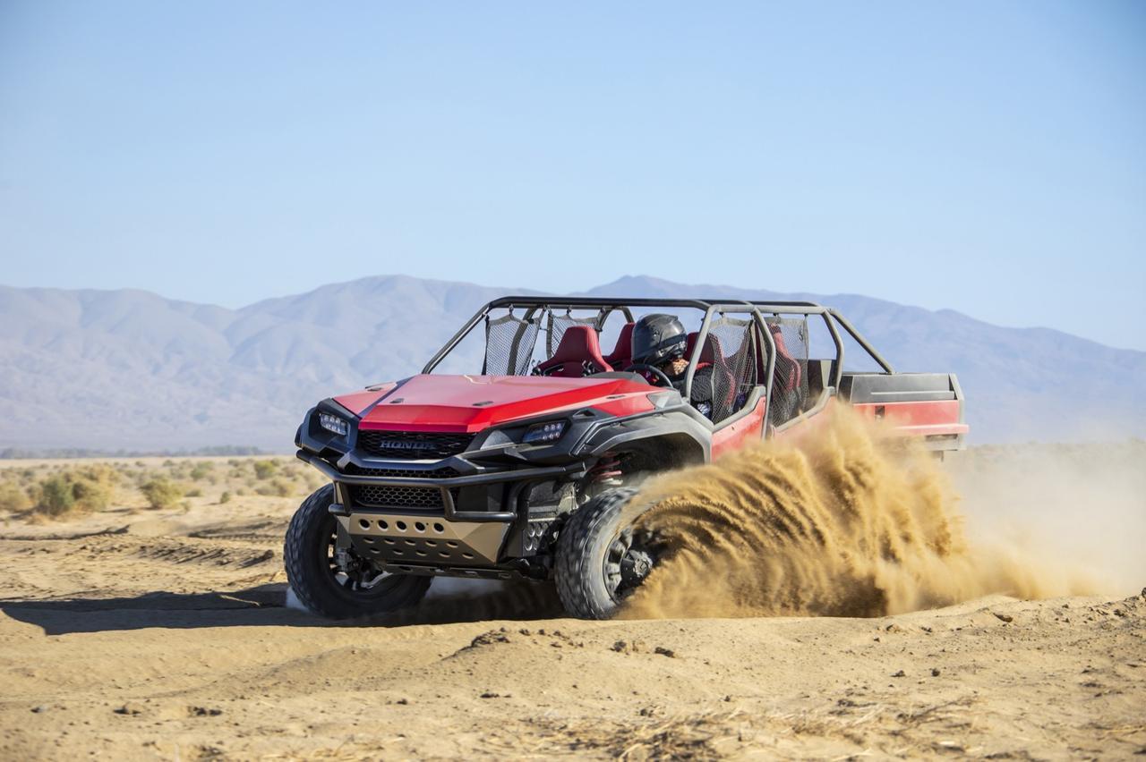 画像1: Honda Rugged Open Air Vehicle Concept