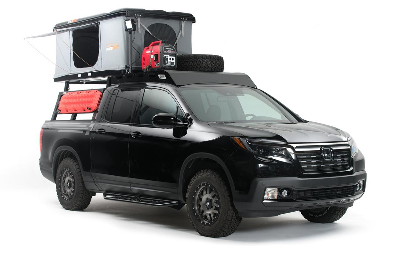 画像5: Honda Rugged Open Air Vehicle Concept