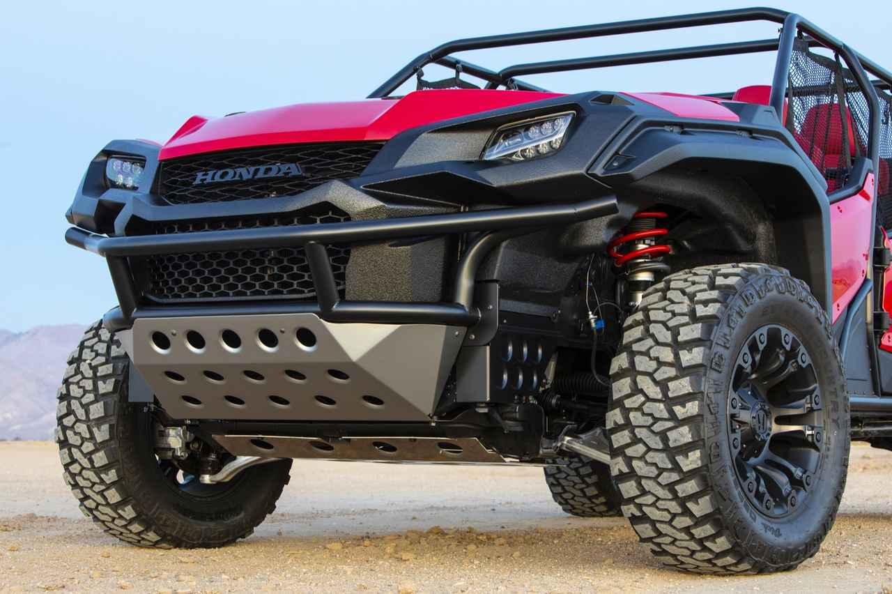 Images : 9番目の画像 - Rugged Open Air Vehicle Concept - Off1.jp(オフワン・ドット・ジェイピー)