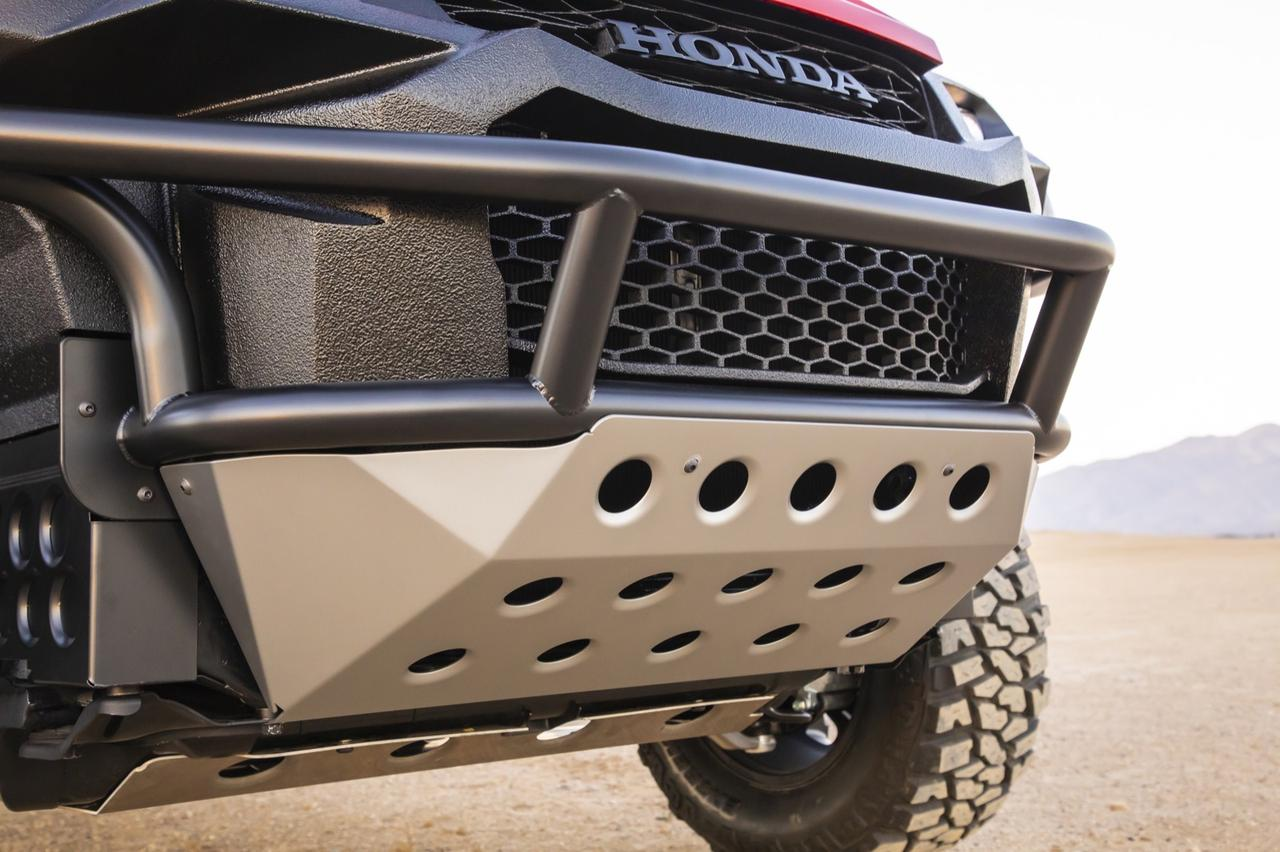 Images : 1番目の画像 - Rugged Open Air Vehicle Concept - Off1.jp(オフワン・ドット・ジェイピー)