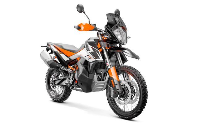 画像1: KTM 790 Adventure R