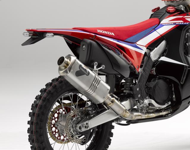画像8: Honda CRF450L RALLY CONCEPT