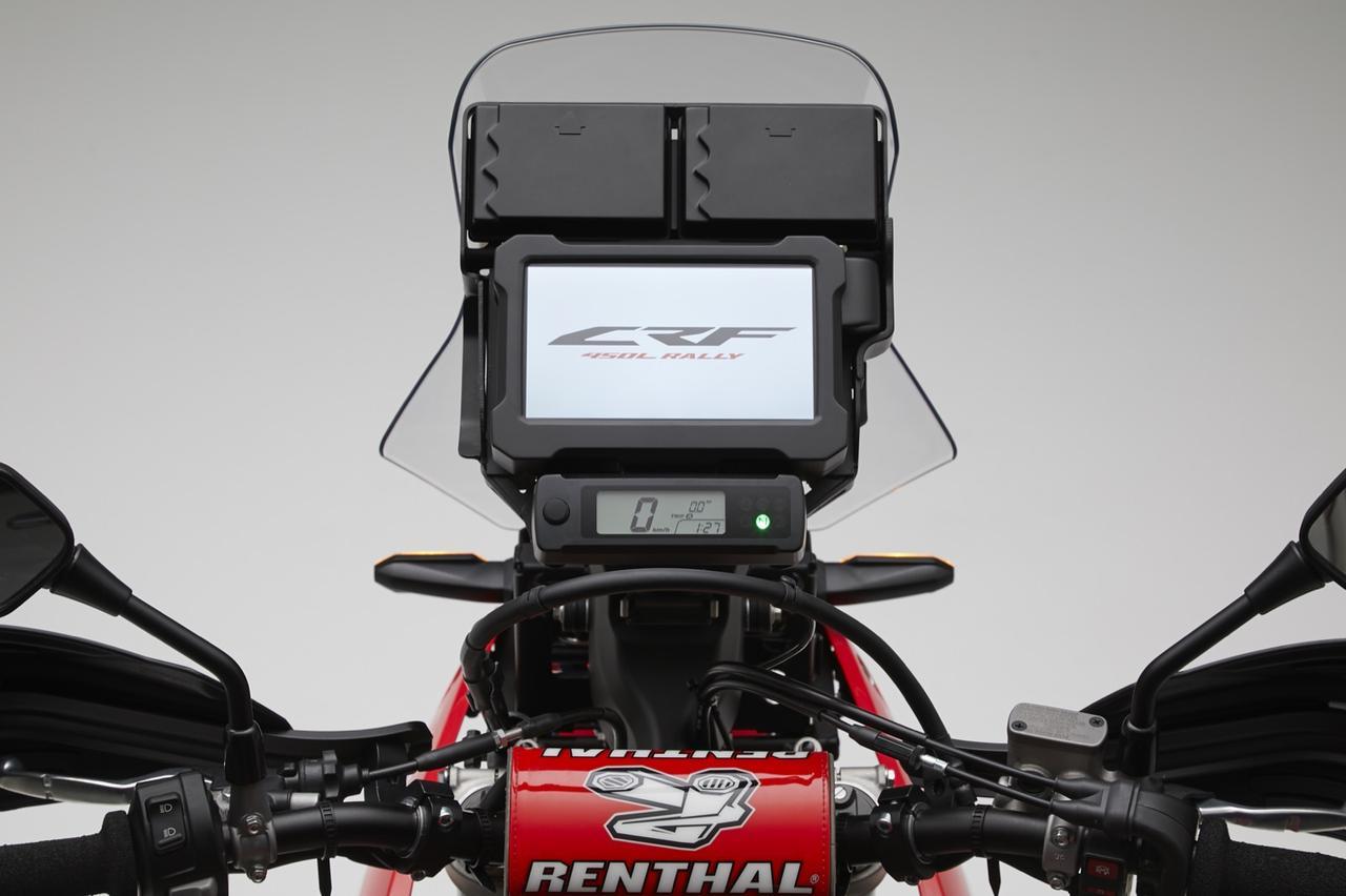 画像2: Honda CRF450L RALLY CONCEPT