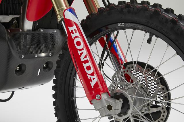 画像5: Honda CRF450L RALLY CONCEPT