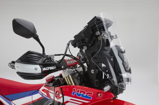 画像1: Honda CRF450L RALLY CONCEPT