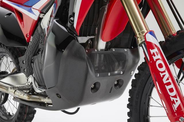 画像7: Honda CRF450L RALLY CONCEPT