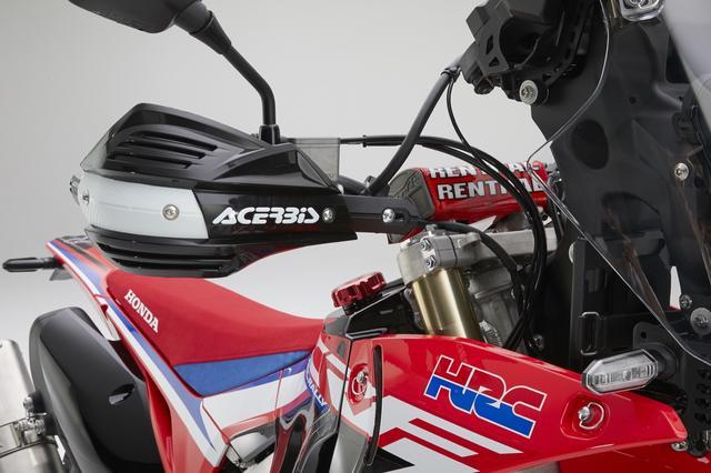 画像3: Honda CRF450L RALLY CONCEPT