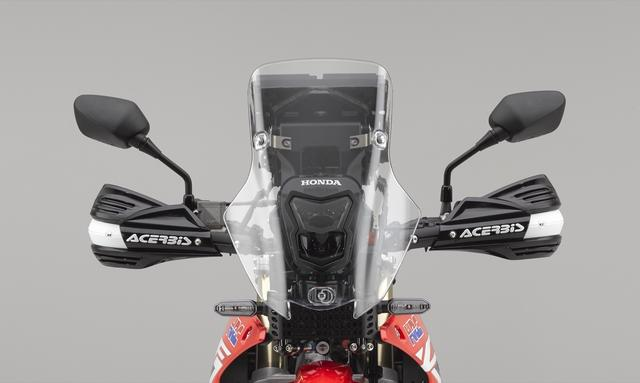 画像4: Honda CRF450L RALLY CONCEPT