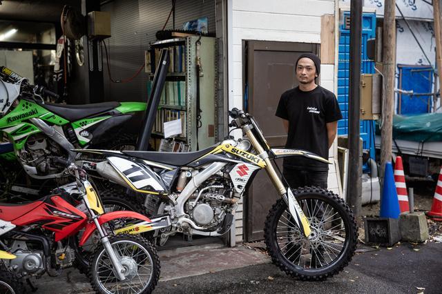 画像3: いいおみせ「鹿児島で、20代に慕われるオフロードバイクショップLIGHTNING」