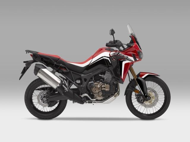 画像: Honda CRF1000L Africa Twin グランプリレッド